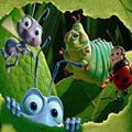 Сoloring pages. Cartoons - A Bug's Life