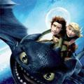 Сoloring pages. Cartoons - How to Train Your Dragon
