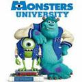 Сoloring pages. Cartoons - Monsters University