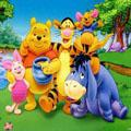 Сoloring pages. Cartoons - Winnie the Pooh