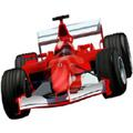 Сoloring pages. Transport - Cars: Racing cars. Formula 1